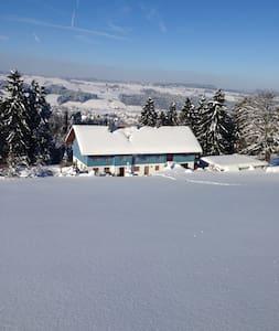 Auf dem Land im Allgäu - Weiler-Simmerberg - Hus