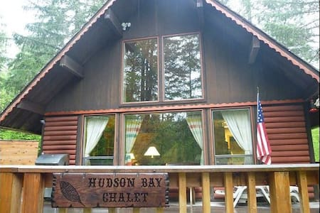 Hudson Bay Chalet at Mt. Rainier - Cabin