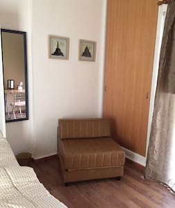 Studio with kitchenette and bathroom - Byblos - Schlafsaal