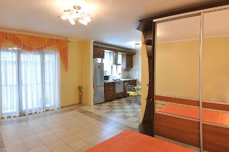 Lux Apartment Studio in City Centre near McDonalds - Mykolaiv - Apartment
