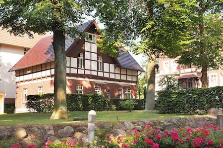 Haus Kogge Usedom App. 2 - Heringsdorf - Apartemen