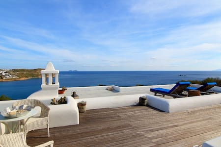 Villa Breeze with 3 Bedrooms in Mykonos - 別墅