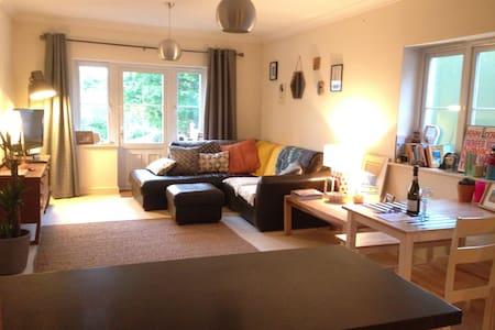 Large modern flat-countryside views - Apartment