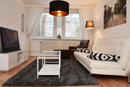 Cosy flat in the heart of Berlin - Berlin - Apartment
