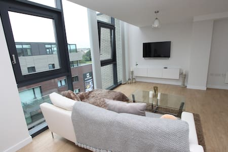 Stylish Penthouse minutes from Temple Meads - Bristol - Apartment