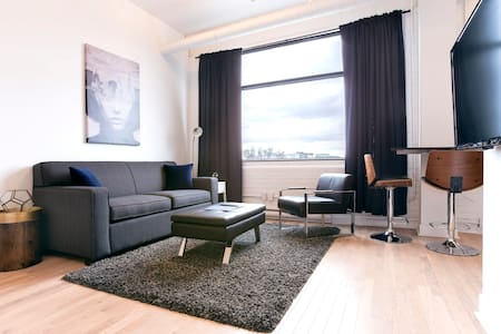 Stylish 1BR in Festival Quarter - Montréal - Appartamento