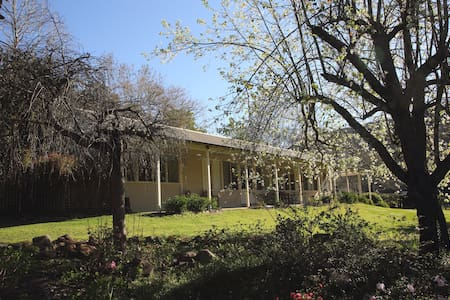 Peaceful hideaway on a working cattle property - Yarramalong - Dom