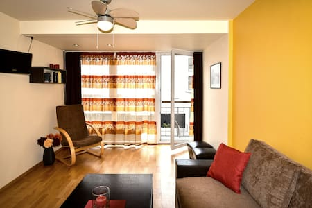 Cozy apartment city center (23m²) - Huoneisto