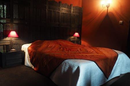 Chambres d'Hôtes près du Vigan 2 personnes - Avèze - Apartment