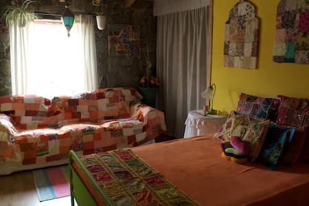 NEW - Bed, breakfast and dinner - Carvoeira