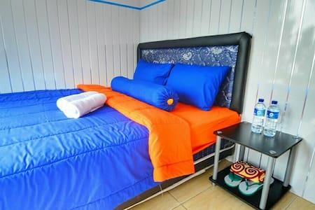 Bromo ecolodge - bed & breakfast - probolinggo - Bed & Breakfast