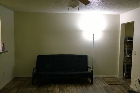 Sofa bed in a spacious living room, close to ASU - Tempe