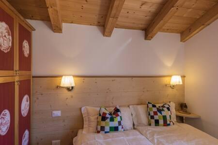 Maso Scricciolo, Room Zippy - Bed & Breakfast