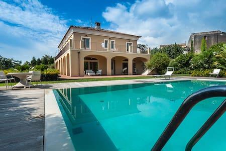 Elegant Villa with Private Pool in Santa Venerina - Santa Venerina - Villa