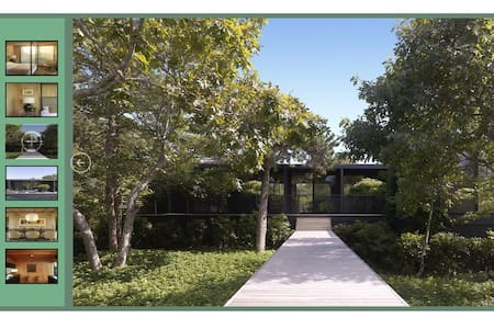 Classic Fire Island Pines - Architectural Classic - Fire Island - Haus