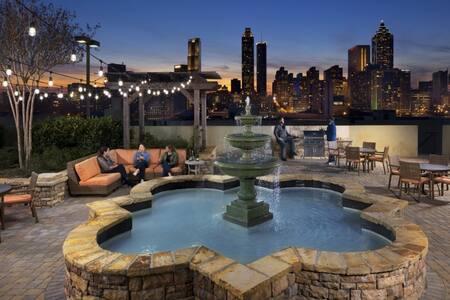 Luxury Cozy Downtown Apartment - Atlanta - Apartment
