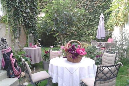 Clos des Glycines***  Poitou/Sud Touraine  2pers - La Roche posay, Lésigny - House