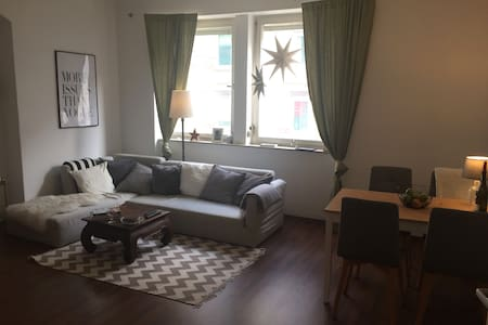 Cozy apartment with balcony in Stuttgart (South) - Appartement