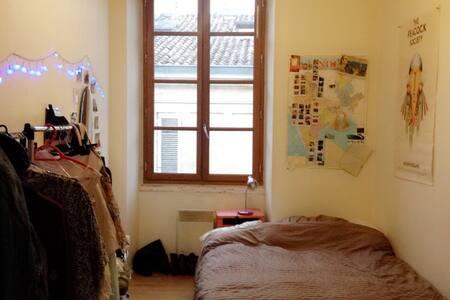 Chambre cosy et cocoon -  Quartier Saint Michel - Bordeaux - Apartment