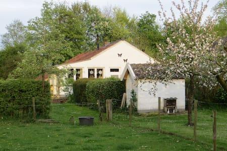 Mooie boerderij cottage; Klein Geer - Kisház