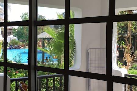 DeltaView (1 Bedroom Apt. in Delta Sharm Resort) - Qesm Sharm Ash Sheikh - Lakás