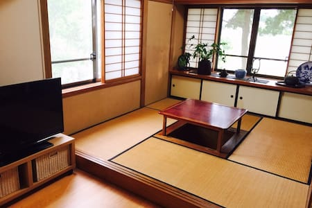 Japanese house near the beach(3 or more peoples). - Kaga-shi