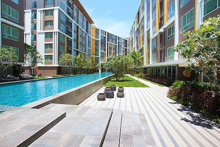 Condo Campus  Resort  Bangsaen Chonburi - Condominium