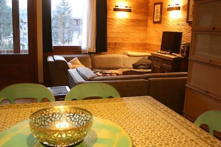 Esclusivo appartamento a Campiglio - House