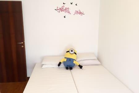 Comoda stanza in apartamento privato. - Caltana - Apartment