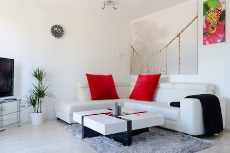 Cozy Sunny Apartment, 25 min to Amsterdam Central - Apartment
