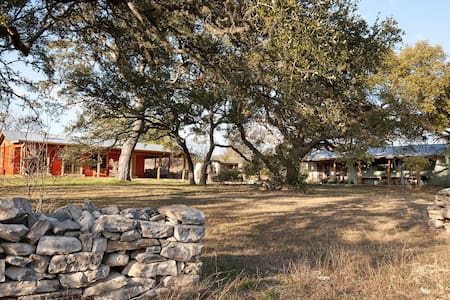 Double Dam Ranch - Dripping Springs - Σπίτι