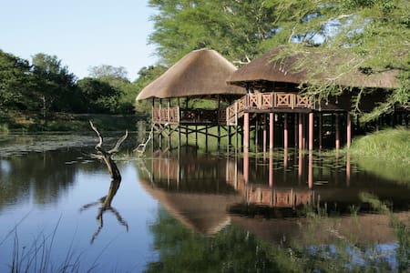 Room in Luxury Catered Lodge - Hluhluwe - Annat