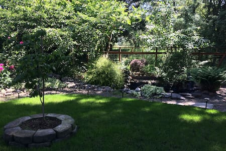 Private Garden Suite in South Eugene - Dom