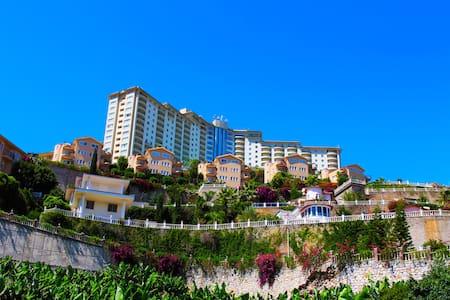 Gold City private pool villa Alanya - Alanya - Villa