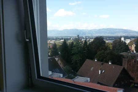 Lovely room with view to the Lake of Constance - Dornbirn - Flat