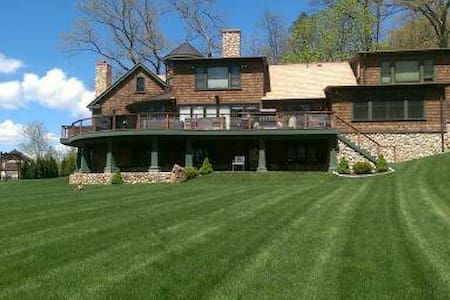 High End Retreat Lake home - New Fairfield