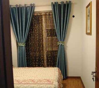 Traditional Chinese condo, near SWJTU and railway - Chengdu - Appartement