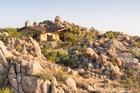 Sweet Rock Ranch - Joshua Tree Getaway - Haus