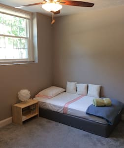 Cozy 1BD for short trips - Worcester - Pis