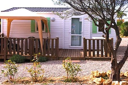 Mobilhome IRM camping La Nautique, Narbonne - Narbonne
