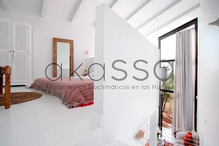 akassa 4* casa-chozo individual 5p - Mesegal - Hut