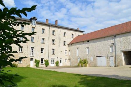 Moulin XVIIIème - 10 personnes - Baron
