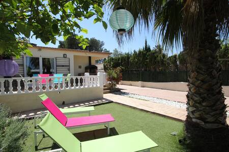 Casa Bijou - 5 min Riumar Playa - Casa