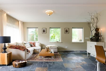 LUXE STUDIO CLOSE TO AMSTERDAM AND NATURE RESERVE - Ház