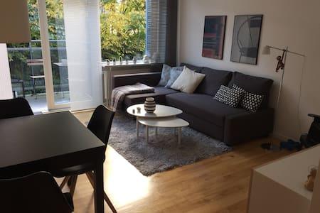 Lille hyggelig lejlighed i Århus S - Højbjerg