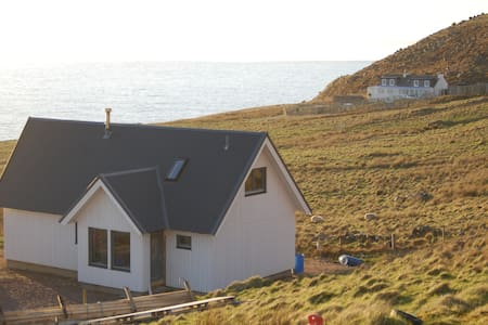 Fionncroft Lodge - Melvaig - Hus