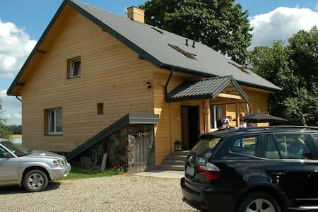 Przystanek Rospuda 1 - Na Zachód - Sucha Wieś - Huis
