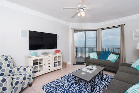 Oceanfront 11th Floor Condo 2BR/2BA - Orange Beach - Condominium