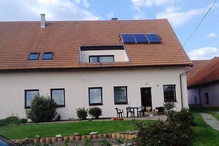 Slunný pokoj v klidné lokalitě - House
