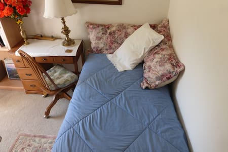 Single bed, shared 4 bed dormitory - Szoba reggelivel